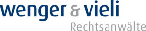 Logo_Wenger & Vieli Rechtsanwälte
