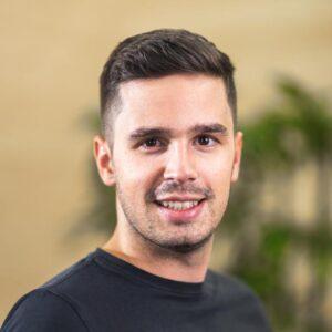 Porträt Benjamin Vidas startup eduwo Jury