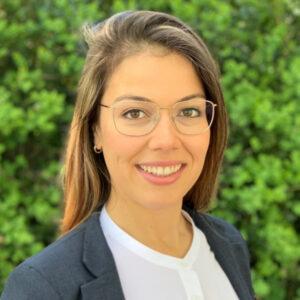 Porträt Nadja Kahrobaie Jury