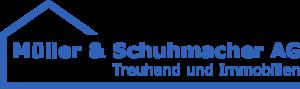 Logo Müller Schuhmacher Treuhand Innovationspreis